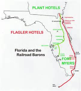 florida rail map flagler railroad florida map quotes