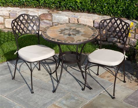 bistro table set patio cheap bistro table set design ideas sets clearance