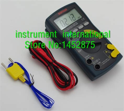Multimeter Sanwa Cd772 sanwa cd772 digital multimeters standard type backlight