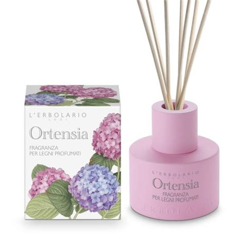 Coreana Lavida Line Solution Perfumed Cologne ortensia hydrangea fragrance for scented wood sticks 125 ml