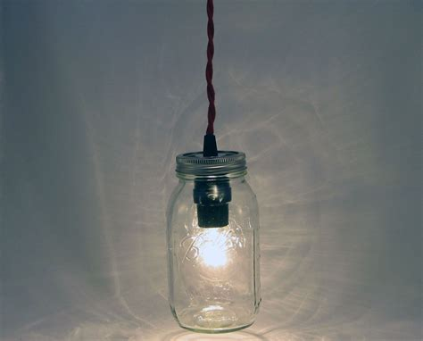 Jar Pendant Light Custom Jar Hanging Pendant Light Bmqr Rct By Milton Douglas L Co Custommade