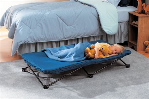 regalo my cot portable toddler bed baby sleeping away from home
