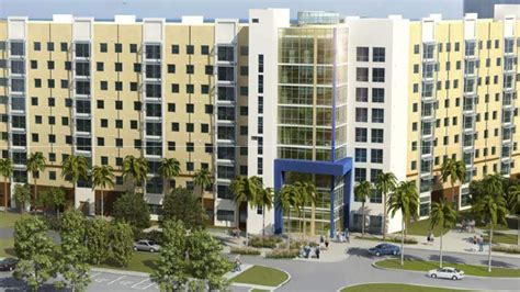Fiu Mba Acceptance Rate by Fiu Gets Approval For 410 Cus Housing Units South