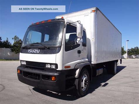 isuzu 24 ft box truck 28 images 08 hino 24ft box truck