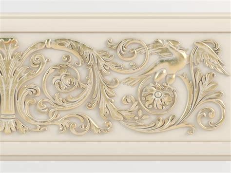 9 Moulding 3d 3ds max classical moulding 05