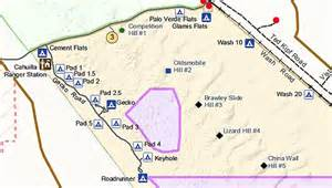 california sand dunes map imperial sand dunes cing and where to stay