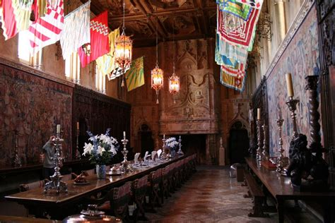 Castle Dining Room by Panoramio Photo Of Hearst Castle Dining Room