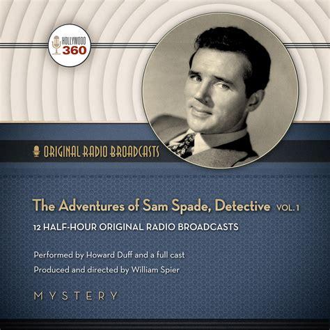 classic russian short stories volume 1 audiobook alexander pushkin nikolai gogol ivan download the adventures of sam spade detective vol 1 audiobook by hollywood 360 for just 5 95