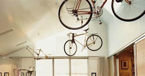 Rak Sepeda Dinding rak sepeda kreatif bicycle storage ini dapat menghemat