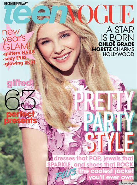 names of all the hair magazine chloe moretz covers teen vogue s december issue talks