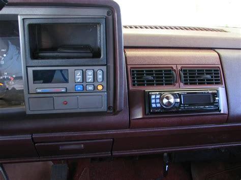 1992 Gmc Sierra Stereo Installation Car Stereo Audio