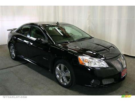 2008 black pontiac g6 gxp sedan 46397301 gtcarlot