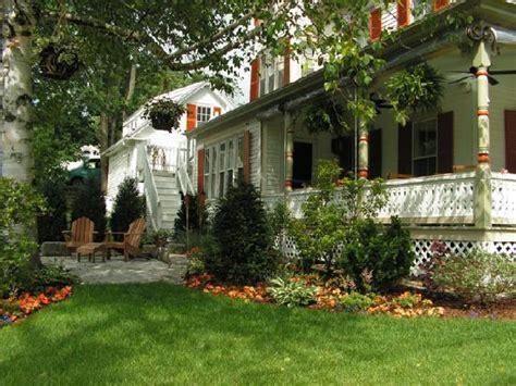backyard ogunquit scotch hill inn prices b b reviews ogunquit maine