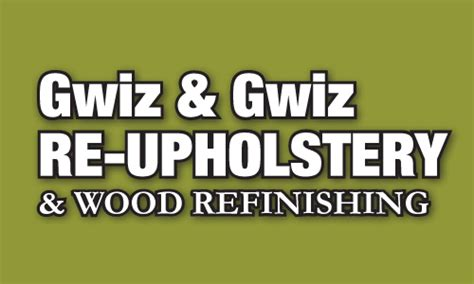 Gwiz Gwiz Re Upholstery In Waterford Mi Coupons To