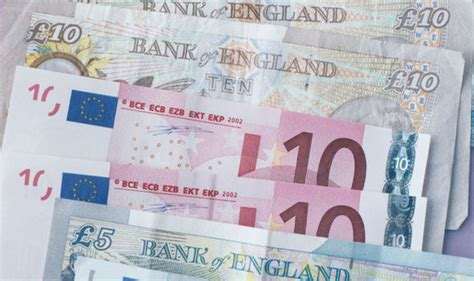 best exchange rate high pound exchange rate gbp hits 7 month high on bank of
