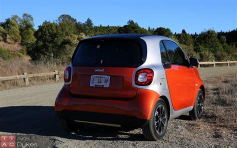 mercedes smart car reviews 2016 smart fortwo review honey i shrunk the car