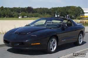 1996 Pontiac Trans Am Ws6 1996 Pontiac Formula Trans Am Ws6 6 Speed With Ram Air