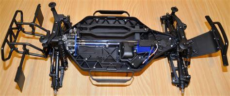 Custom Hg Carbon Rear Multi Roller Stay 3mm Silver 94867 For Tamiya Mi traxxas slash 4x4 roller new pro basher 1 10 major upgrades w proline tires ebay