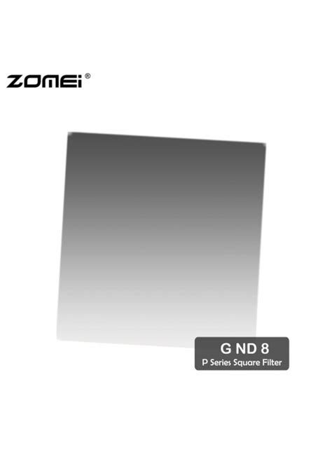 Zomei Filter Nd8 67mm Surabaya zomei g nd8 graduated neutral density square filter fit