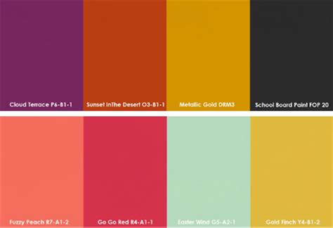 home dzine plascon 2014 colour palette