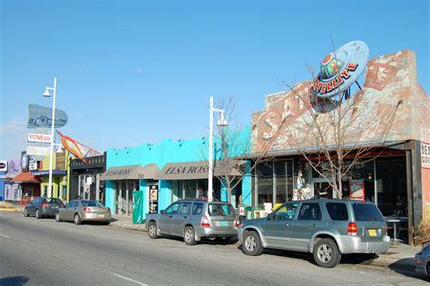 Albuquerque Search Albuquerque S Neighborhood Drive By Nob Hill