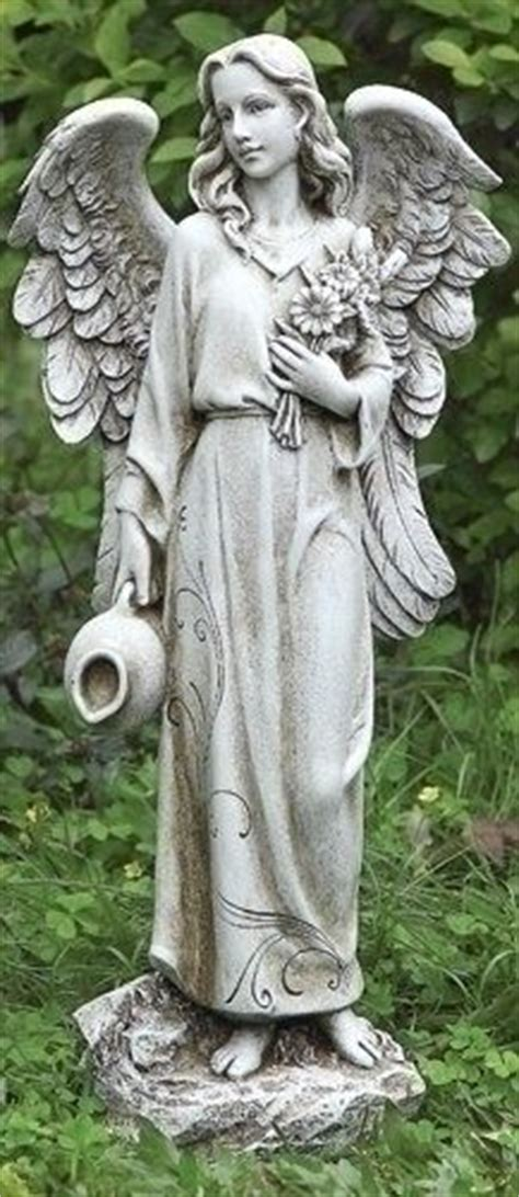 17 Best Images About Garden Statues On Pinterest Gardens Flower Garden Statues