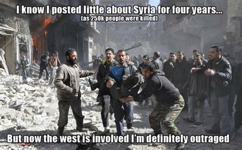 Syria Meme - people are making fake memes to point out the syrian civil