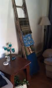 Blanket Rack Ladder by Ladder Blanket Rack For The Home