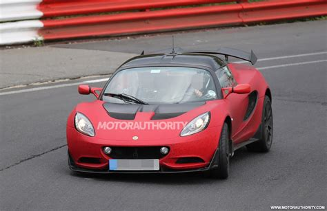 2015 Lotus Elise by 2015 Lotus Elise S Cup R Road Car