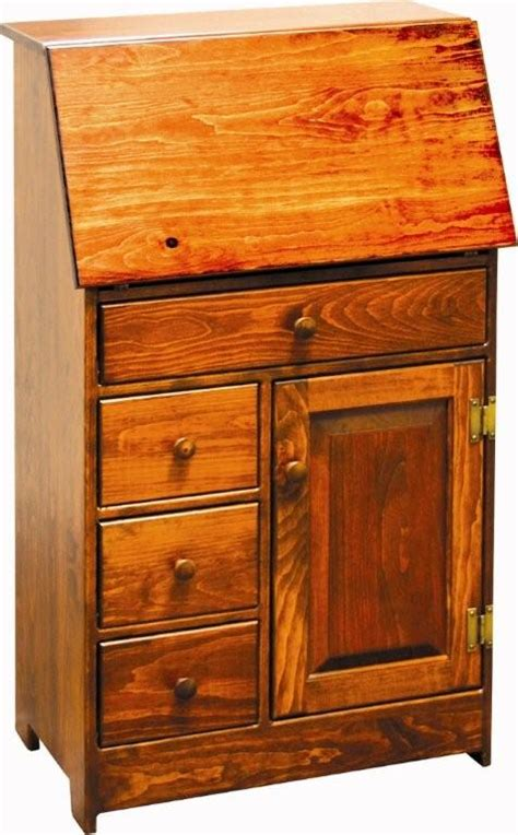 Small Pine Desk Amish Small Pine Desk