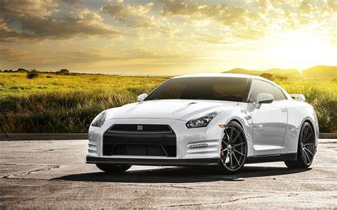 Nissan Car Wallpaper Hd by Nissan Gtr Wallpaper Hd Car Wallpapers Id 3322