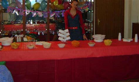 tavoli per feste festa last minute perfetta ricette last minute