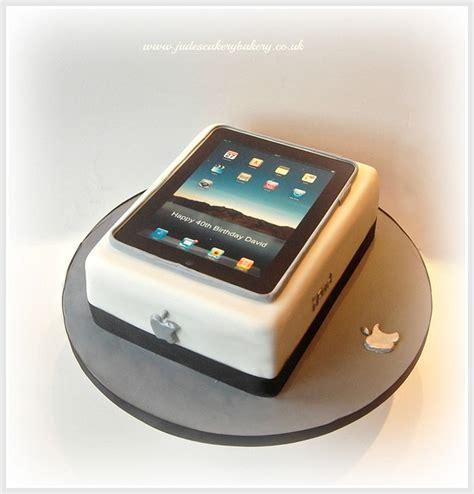 ipad birthday cake by jude s cakery bakery
