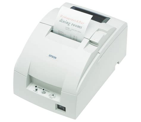 Epson Tm U220d Lan Printer Hitam tm u220