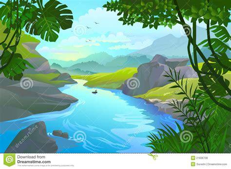 river boat clipart river cartoon clipart