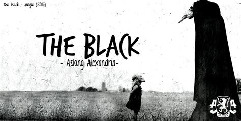 the black asking alexandria the black sub espa 241 ol ingl 233 s