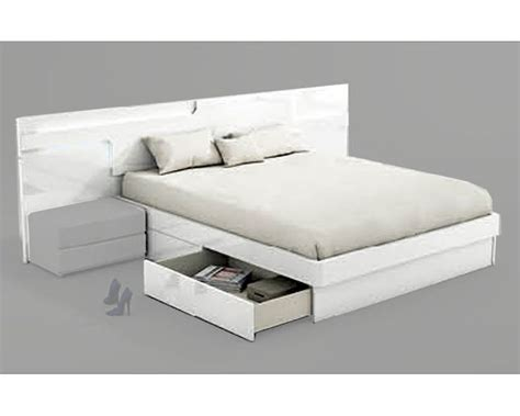 Modern Storage Bed by Modern Style Storage Bed Made In Spain 33141sr
