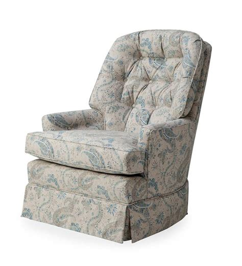 upholstered swivel rocker chairs upholstered swivel rocker plow hearth