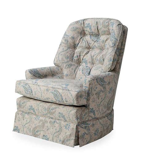 Upholstered Swivel Rocker Plow Hearth Swivel Rocker Upholstered Chair
