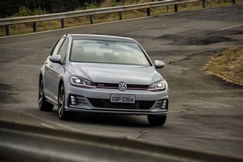 Golf Auto Esporte by Comparativo Volkswagen Golf Gti Encara O Honda Civic Si