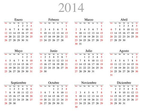 2014 calendar printable monthly calendar