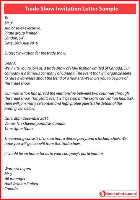 business letter writing conventions uk fancy uk invitation letter template in trade show