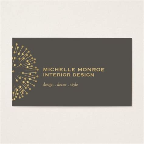 home design business interior designer business cards 10 handpicked ideas to