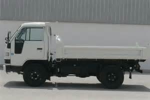 Daihatsu Delta Tipper Daihatsu Delta Tipper Truck 3t 4x2 Light Commercial