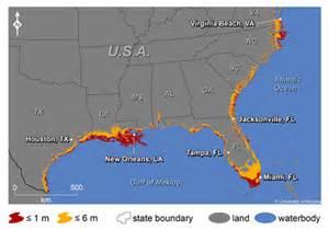 rising seas will affect major u s coastal cities by 2100