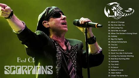 best scorpion songs best songs of scorpions scorpions greatest hits 2018