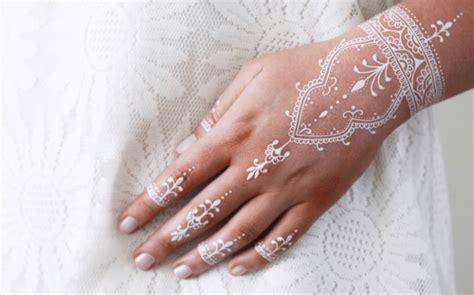 design henna putih henna art putih makedes com