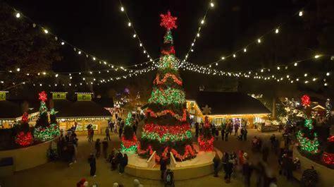 Christmastown Busch Gardens by Town Busch Gardens Timelapse Toby Harriman