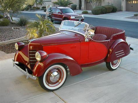 bantam car 1940 american bantam 65 speedster