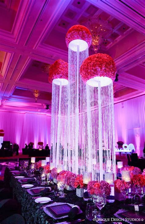 Team Wedding Blog Top Trends in Las Vegas Wedidng Décor